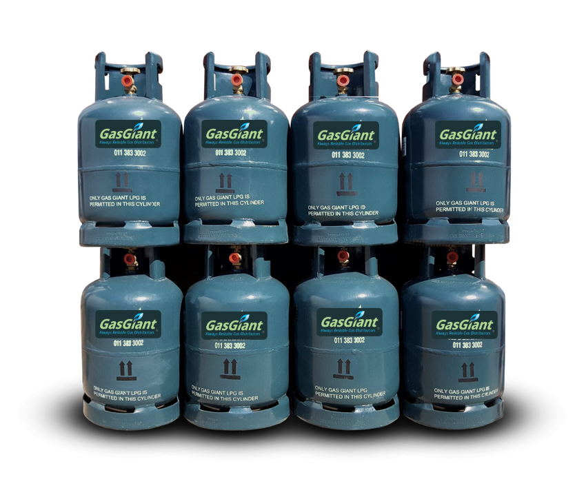 Gas Cylinder Deposit